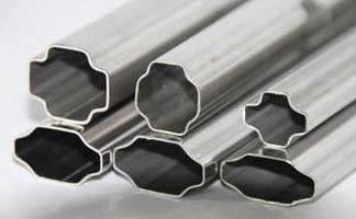 Paslanmaz Çelik Özel Şekilli Boru ve Profiller