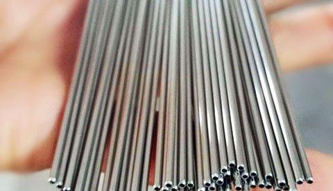 1,8 X 0,10 Paslanmaz Çelik Kılcal Boru