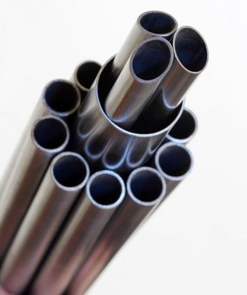 8 X 0,50 Paslanmaz Çelik İnce Boru